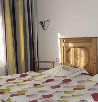 lit double, double bed, Doppelbett