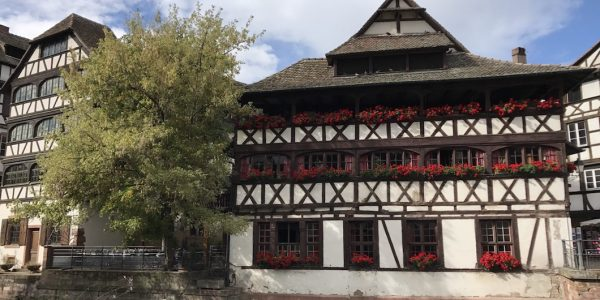 La Maison des Tanneurs à la Petite France, Strasbourg